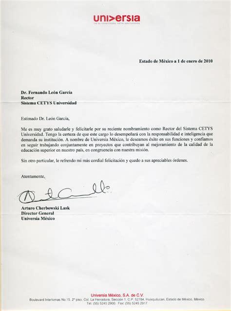 carta felicitacion cartas de felicitaci 243 n