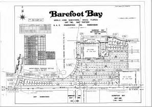 mobile home lot in a barefoot bay country club florida