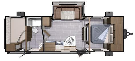 3 bedroom trailer 3 bedroom travel trailer floor plan