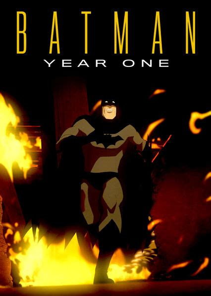Watch Batman Year One 2011 Full Movie Is Batman Year One Available To Watch On Canadian Netflix New On Netflix Canada