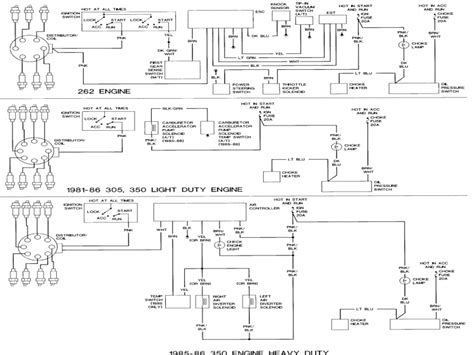 chevy hei distributor wiring diagram diagram for 350 cap