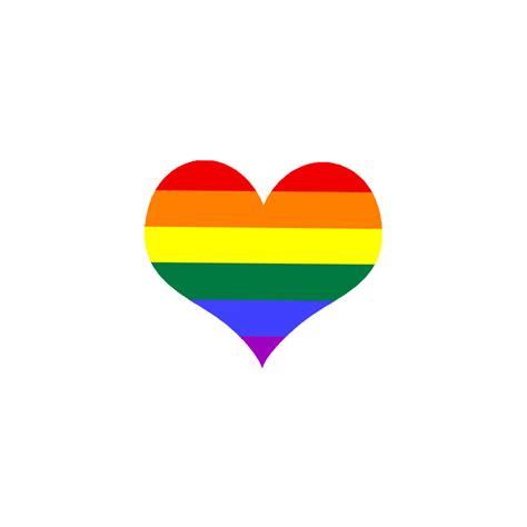 rainbow heart tattoo pride rainbow temporary pack 6 tats per