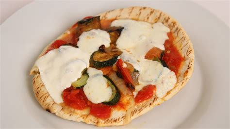 Handmade Pita - pita pizza recipe vitale in the