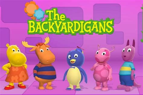 Backyardigans Juegos Backyardigans Dibujos Para Colorear Tv Serie Jetix Disney