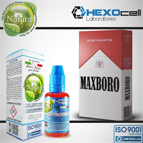 Eliquid E Liquid Ovaltime 30ml maxboro 18mg eliquid with nicotine strong natura eliquid by hexocell