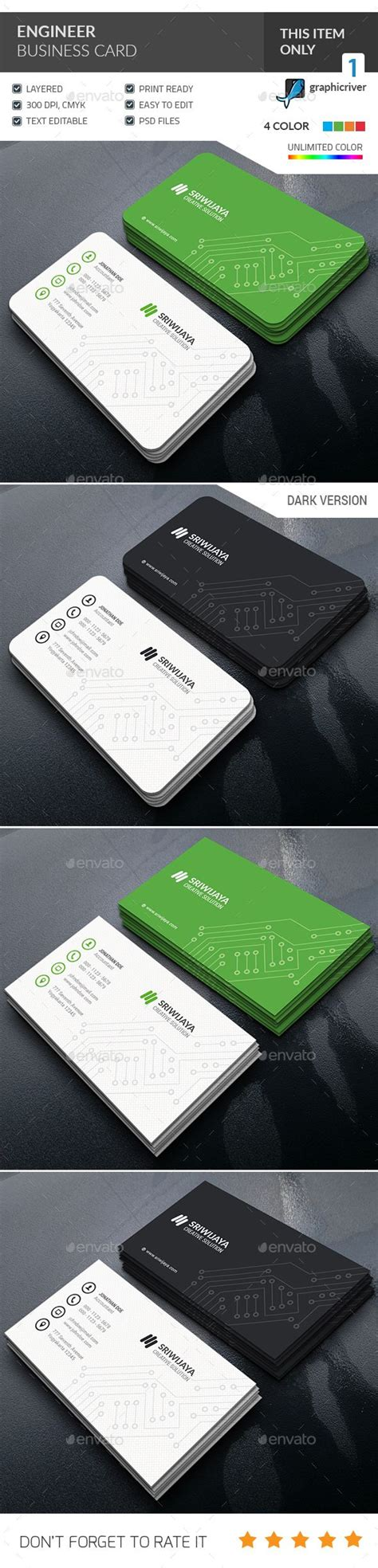 engineering business cards templates 25 best ideas about 3d business card on