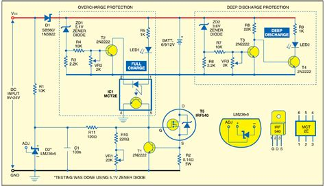 12v diode recommendation constant curretnt battery charger engineering projects