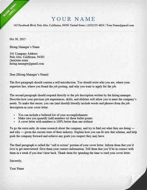 how are cover letters 40 battle tested cover letter templates for ms word