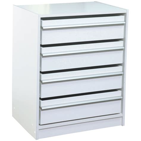 multi store 745 x 608 x 430mm 4 standard drawer wardrobe