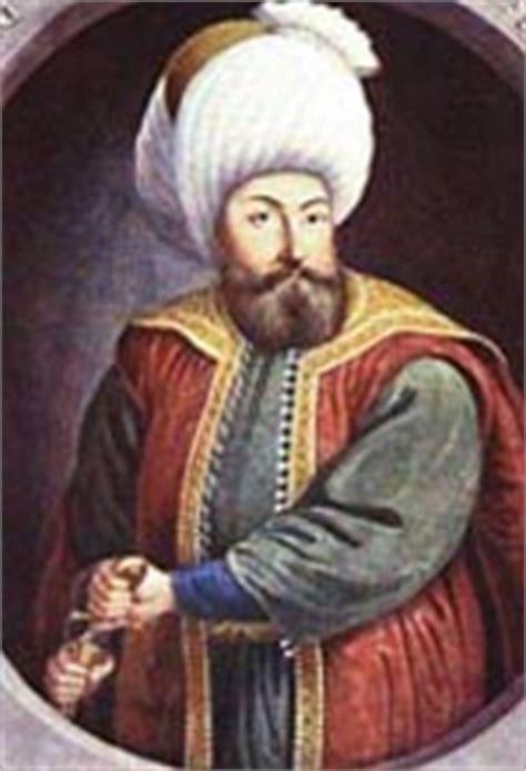 Last Ottoman Emperor Osman I Ottoman Emperor 1258 Geneall Net