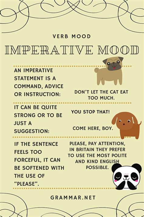 Verb Moods Worksheet by 15 Best Images About Imperative Verbs On