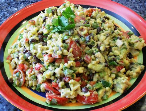 spicy mexican summer salad recipe quick cooking