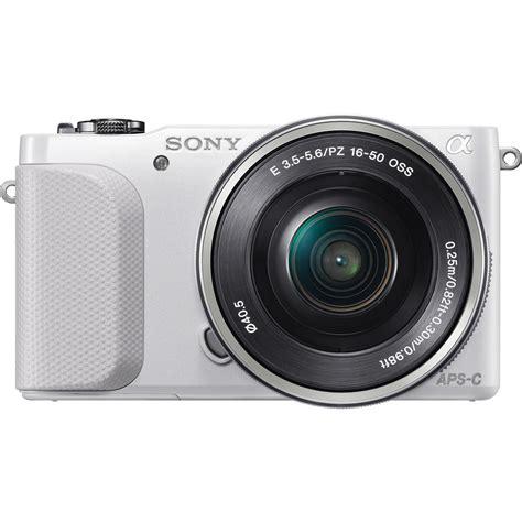 Kamera Sony Sony Alpha Nex 3n Mirrorless Digital Nex3nl W B H Photo