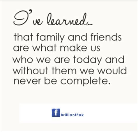 quotes for family and friends quotes about friends and family quotationof