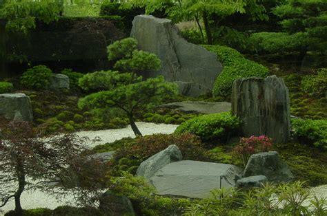 Japangarten Pflanzen by Der Japanische Garten In Hannover Vor Einem Neubau
