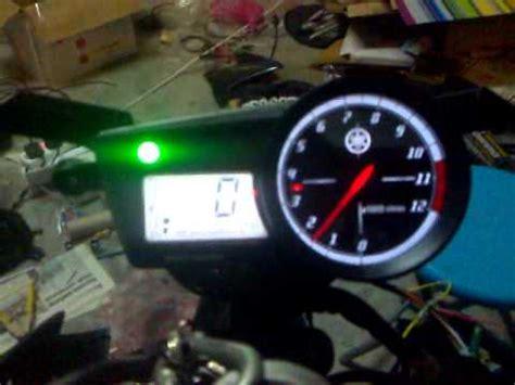 Meter R15 Digital Meter R15 Installed To My Fz150i