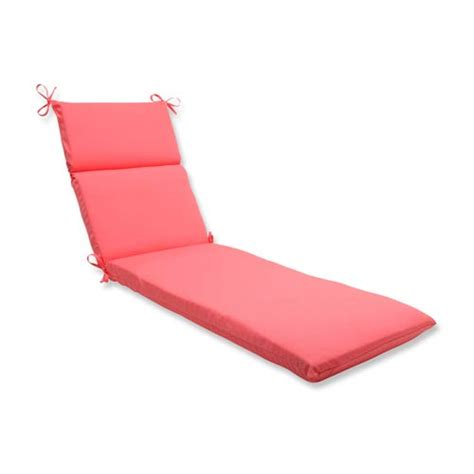 Pink Chaise Lounge Outdoor