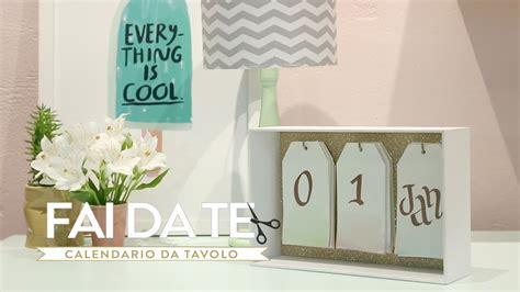 creare calendari da tavolo come creare un calendario da tavolo fai da te dalani