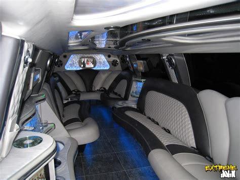 hummer limousine interior hummer h2 limo image 57