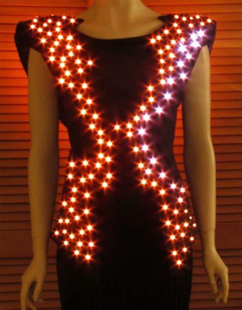 led light up clothing britney spears wore this light up costume led fashion