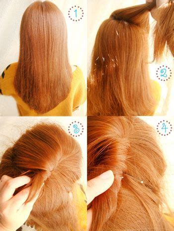 step by step instructions for updos elegant twist updo diy tutorial with step by step