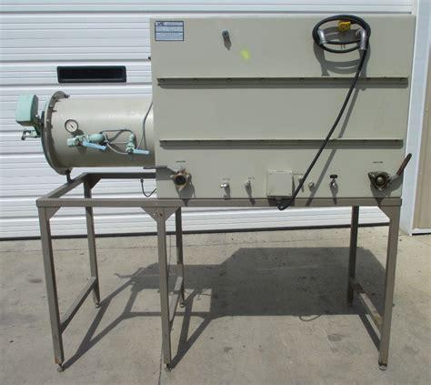 Vacuum Atmospheres Vacuum Atmospheres Dlx 001 S G Dri Lab Glove Box With Ante