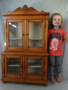 Victorian Kitchen Cabinets For Sale Antique Child Size Victorian Kitchen Hutch Country Toy