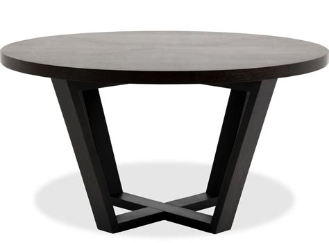 Black Round Pedestal Dining Table   Interior Design