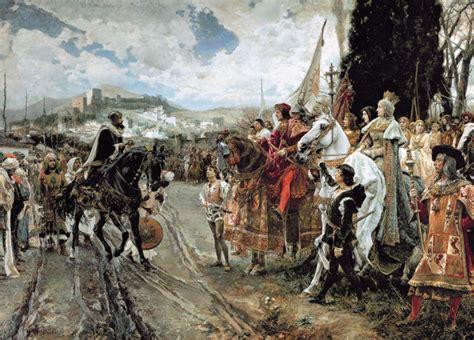 isabel la conquista del la conquista de granada por los reyes cat 243 licos
