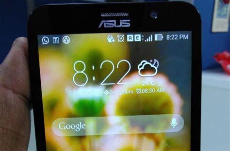 Frozen Asus Zenfone 2 Custom asus zenfone 2 series gets taste of android nougat via