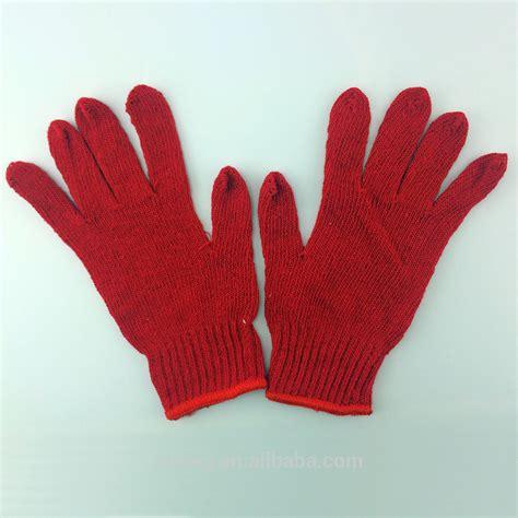 Sarung Tangan Plastik Tebal promosi pabrik harga keselamatan sarung tangan tebal