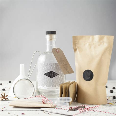 Provision Kitchen by Sloe Gin Kit By Kitchen Provisions Notonthehighstreet