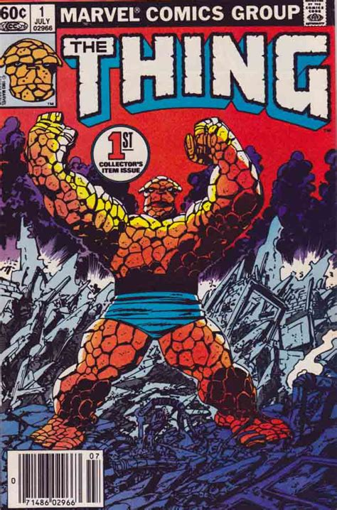 the thing marvel comic book the thing comic books rare the thing john byrne cover