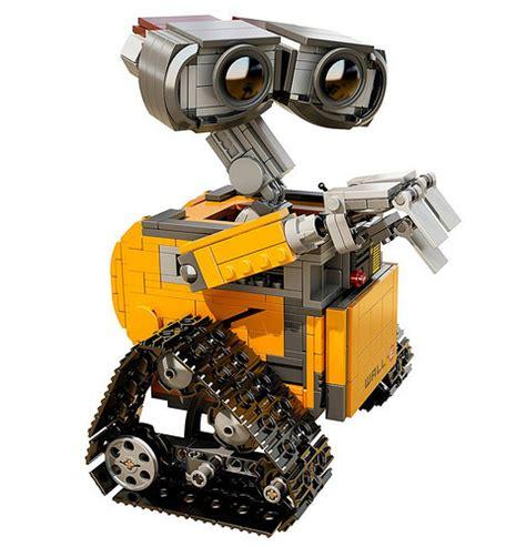 Lego 21303 Wall E By I Bricks lego ideas wall e 21303 officially revealed the brick fan