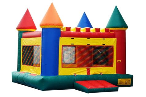 A Bouncy House is d returning to mvp form the tailgate times