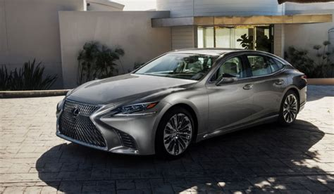 lexus new introducing the all new 2018 lexus ls 500