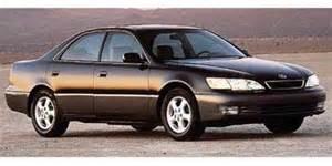 1997 Lexus Es300 Mpg 1997 Lexus Es 300 Price 1997 Lexus Es 300 Invoice 1997
