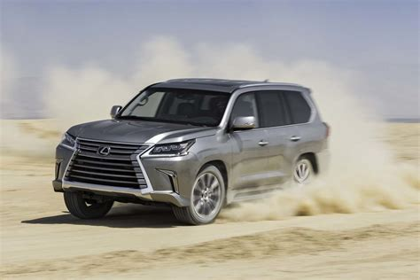 lexus lx 570 2017 lexus lx 570 2017 motor trend suv of the year contender