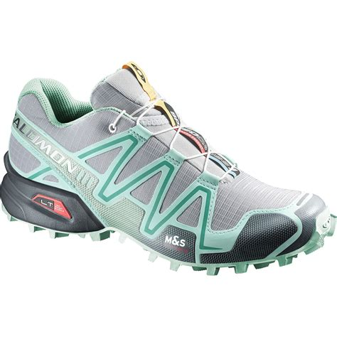 light running shoe salomon s speedcross 3 trail running shoes light onix