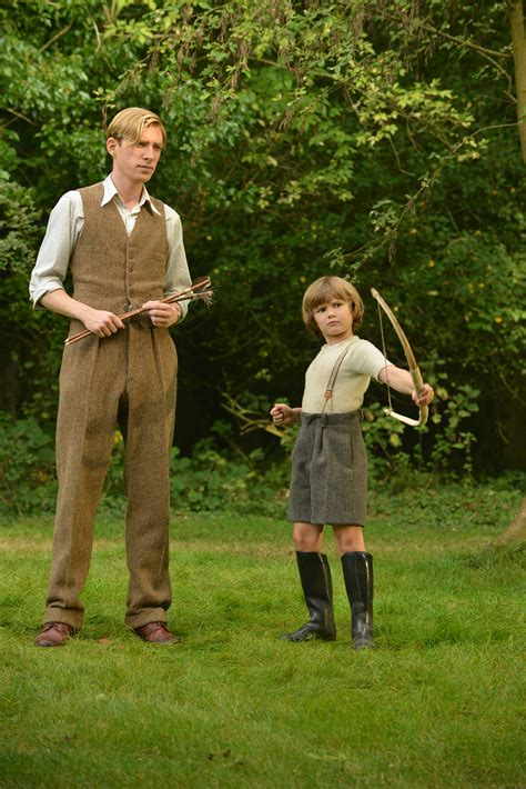 goodbye christopher robin this is how the real christopher robin helped