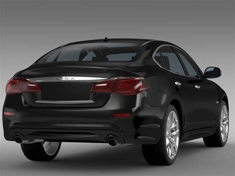 nissan hybrid 2016 nissan fuga hybrid y51 2016 3d model buy nissan fuga