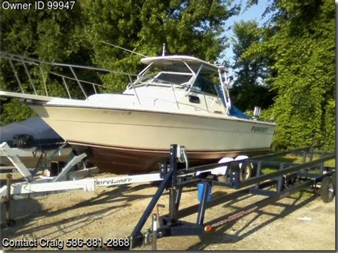 tiara boats for sale by owner 1987 tiara pursuit 2600 cuddy pontooncats