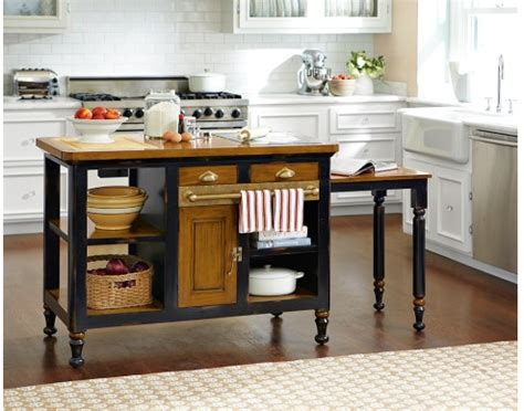 Kitchen Freestanding Island by 12 Freestanding Kitchen Islands The Inspired Room