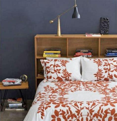 Bettkopfteile Mit Ablage by Wandgestaltung Gr 252 N K 252 Che