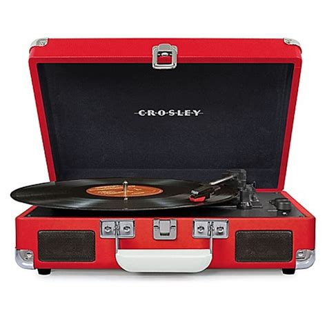 bed bath and beyond turntable crosley cruiser portable turntable bed bath beyond