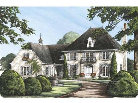 eplans chateau house plan old world grace 5235 square 18 best ideas about front elevation and plans on pinterest french country house plans country