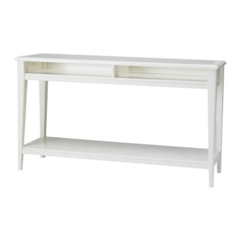 white ikea table liatorp console table white glass ikea