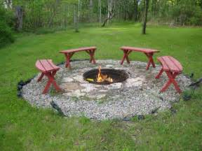 In Ground Firepit Two And A Farm Inspiration Thursday In Ground Pit