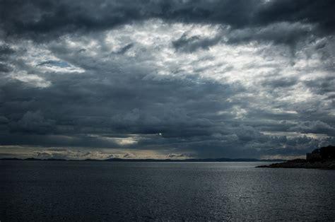 images sea coast ocean horizon cloud sunset