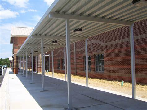 School Canopies School Canopies Covered Walkways For Schools Mitchell